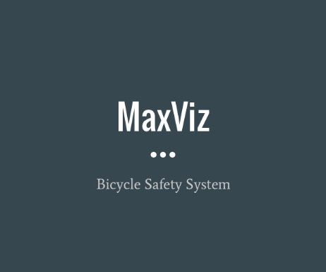 The MaxViz Bike Safety System