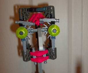 Cyber Knex Programmable Robot.