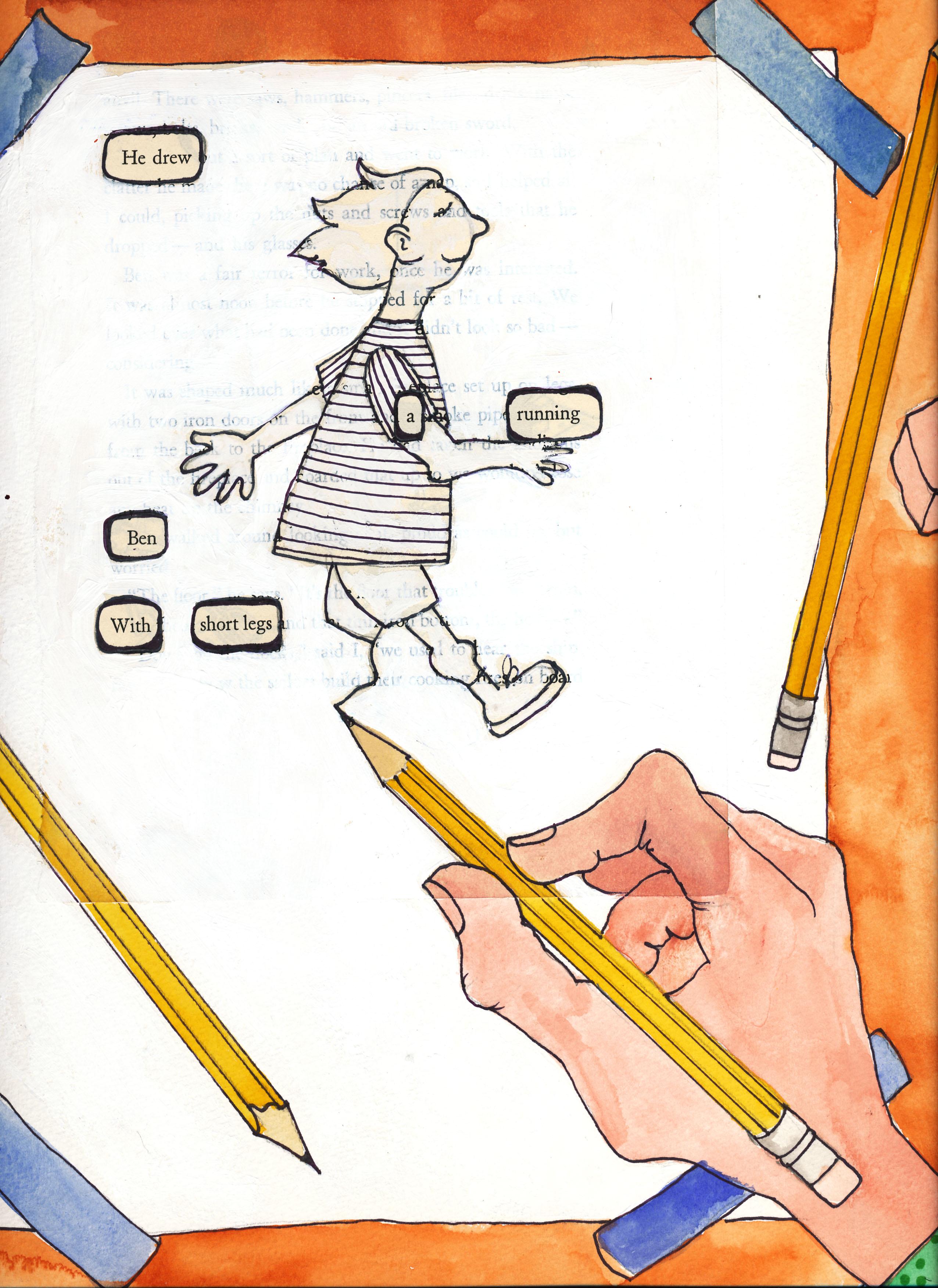 SHORT STORY....Inspiration & Illustration
