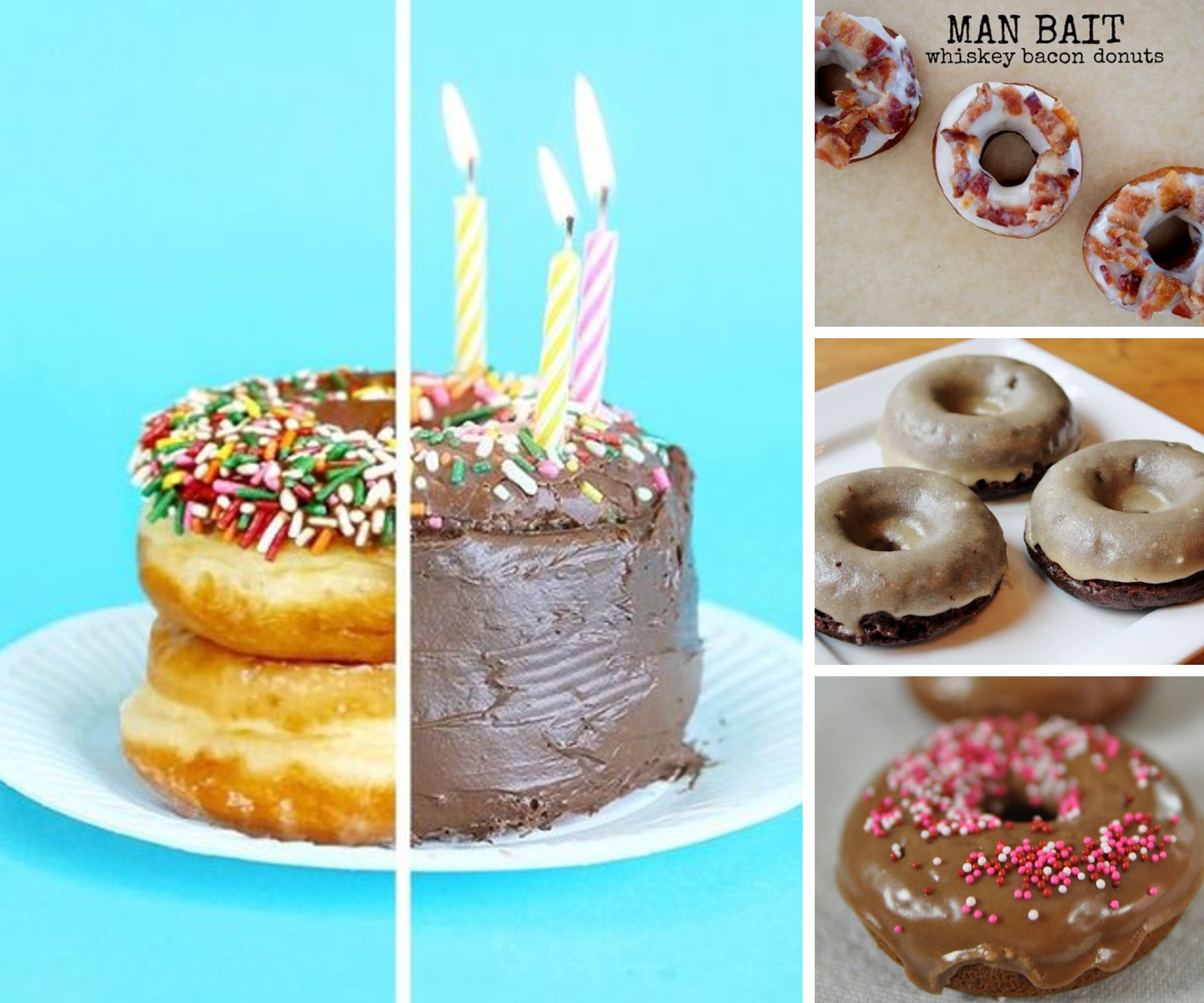 9 Delicious Donut Recipes