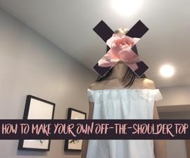 Easy Off-the-Shoulder Top