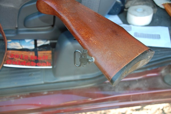 Install Sling Mounts for Your Rifle