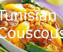 Tunisian couscous
