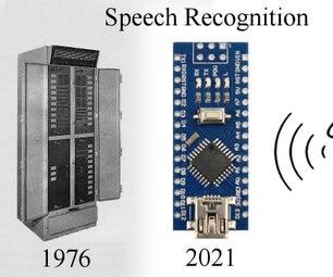 与Arduino Nano的语音识别