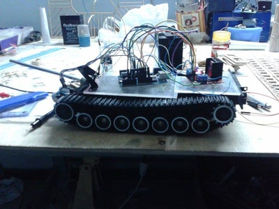 Different Picture of Assembling Robot