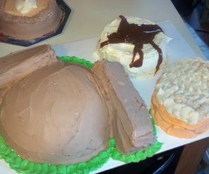 Thanksgiving Meal: Cake Style