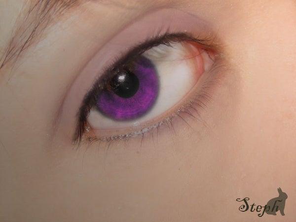 Change Eye Color With Photoshop / Cambia Color De Ojos Con Photoshop