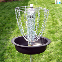 Make a Disc Golf Basket