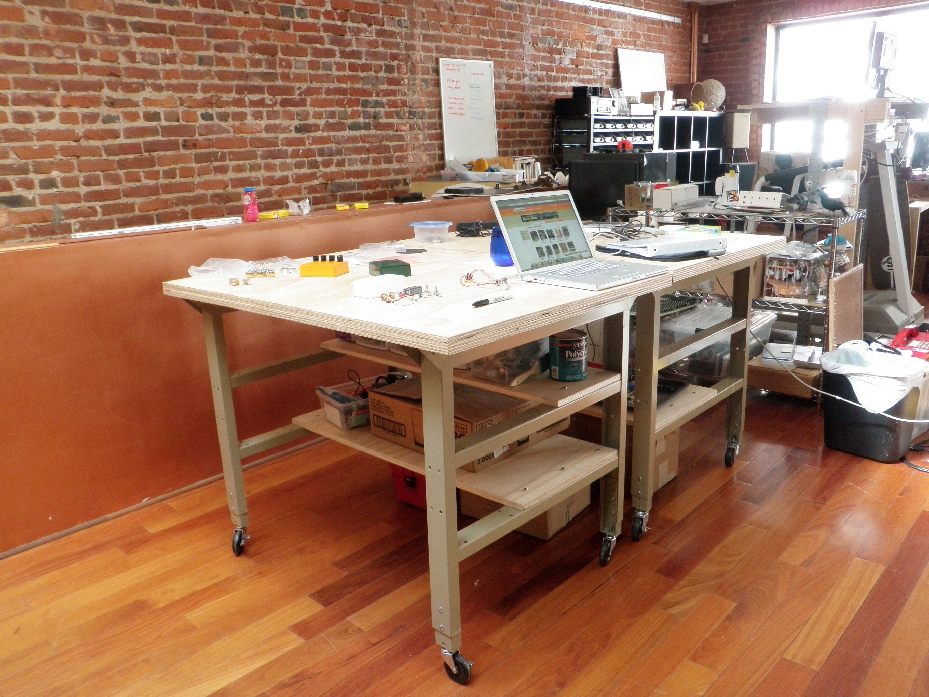 Simple Workbench