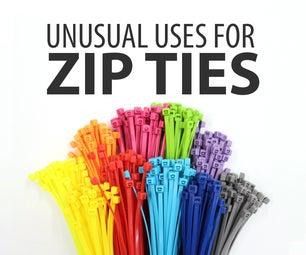 Unusual Uses for Zip Ties