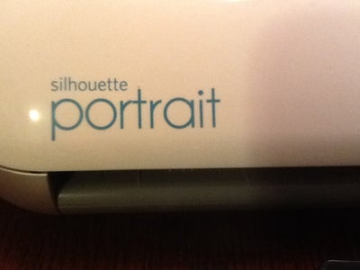 Rock Reverse Out Nametags at Your Next Meeting Using Silhouette Portrait