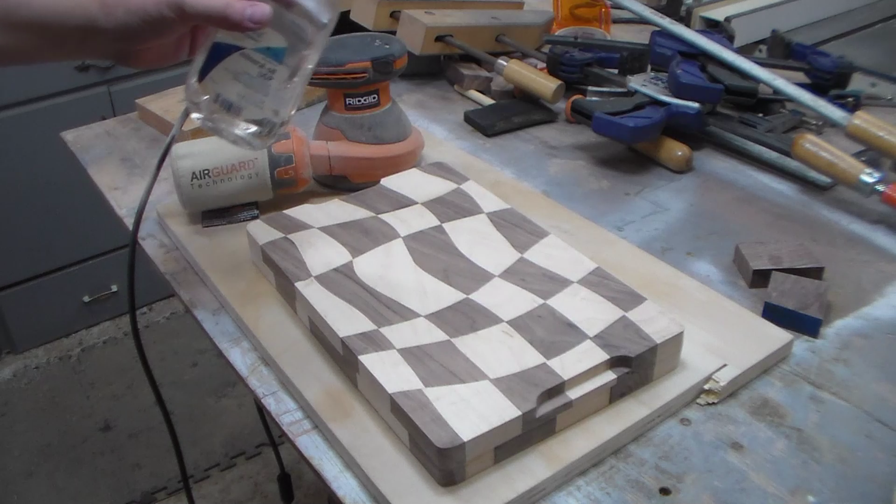 Who's Getting Tired of Glue Ups?!