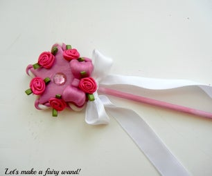Make a Fairy Wand!