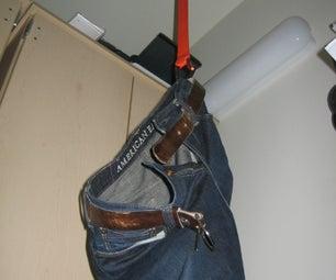 Hang Your Jeans Like Armani Exchange