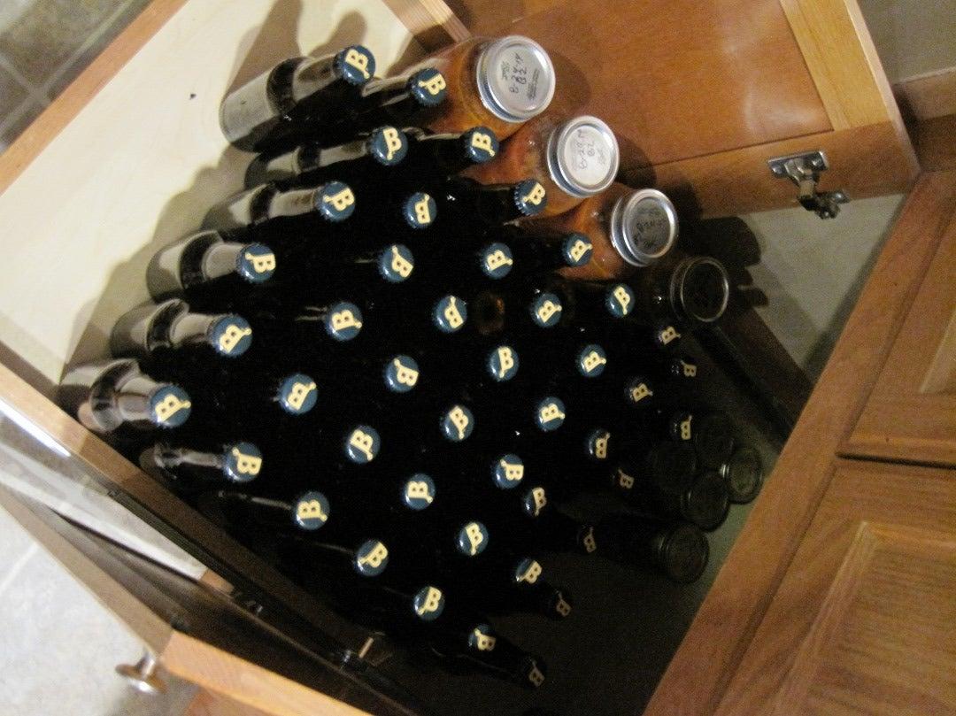 Let the Bottles Sit Until Finished