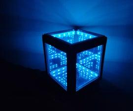 Cube Infinity Mirror