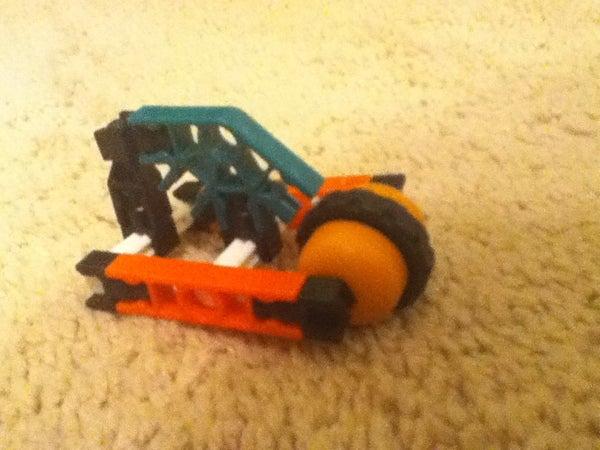 Knex Take-apart Transformer: Jump Drive