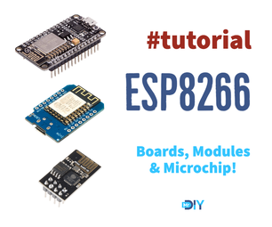 Introduction to ESP8266 - Getting Started & Arduino IDE Setup