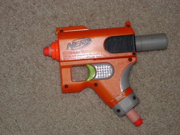Nerf Eliminator Mod
