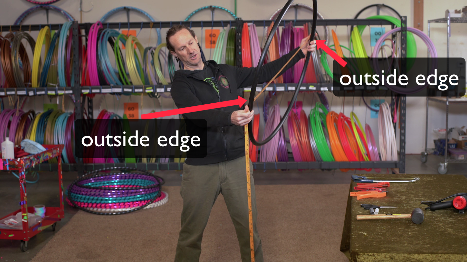 Determining Your Hoop Size