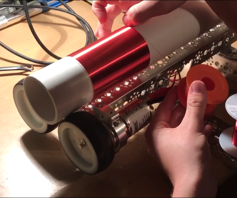 Tesla Coil Winding: The Easy Way