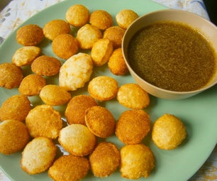 Pani Puri/Gol Gappa (Indian Street Food) - the Simplest Way!