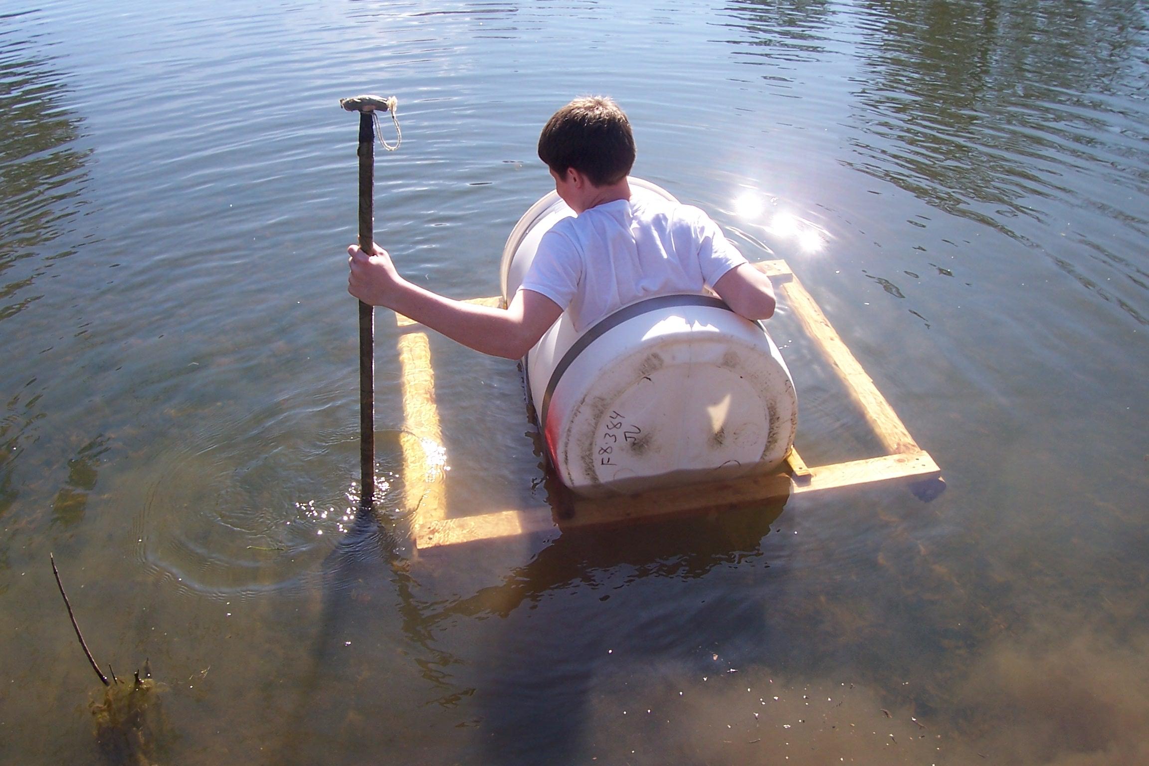 Barrel Boat