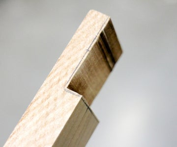 Band Saw Notches