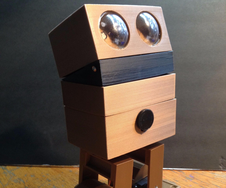 CHIP-E 2.0 a Dancing Robot