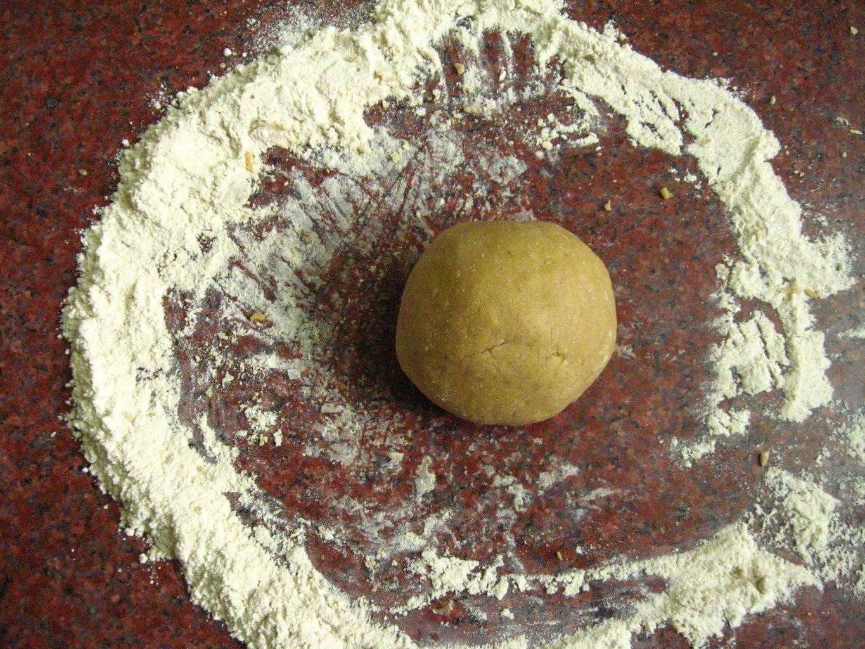 Make Dough With Hand