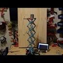 Raspberry Pi Controlled Scissor Lift