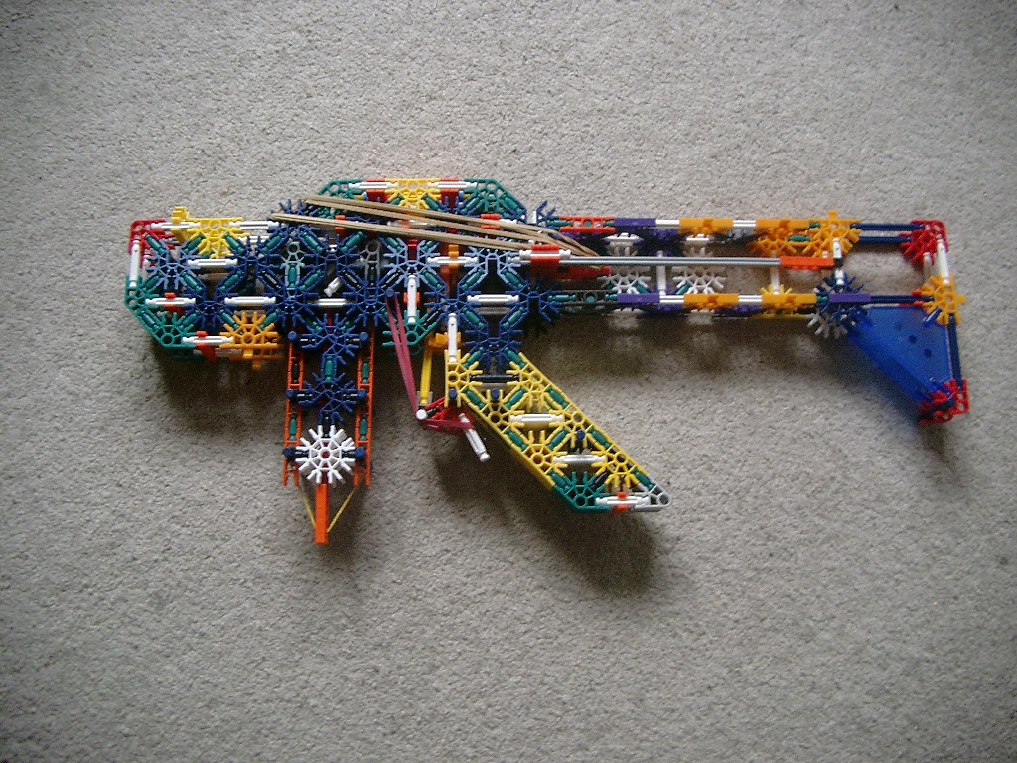 TJ-ASTR - The Jamalam's Assault rifle