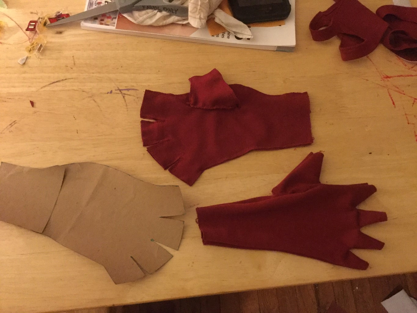 Gloves and Gauntlets