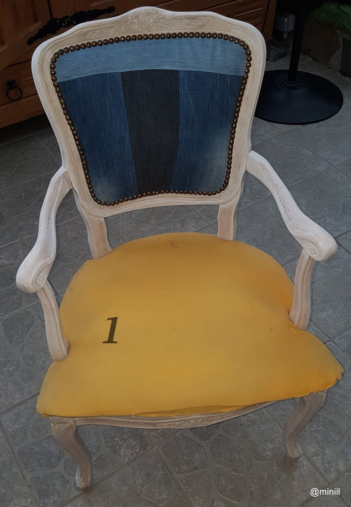 New Cover : Do the Seat of the Chair