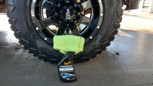 Add Wax to Wheel