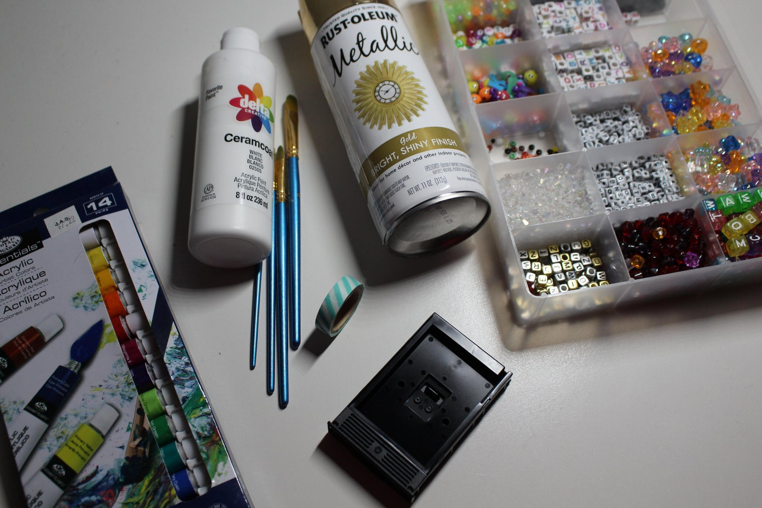 Recycled Polaroid Cartridge Frame
