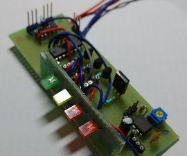 覆盆子PI CPU温度指示灯