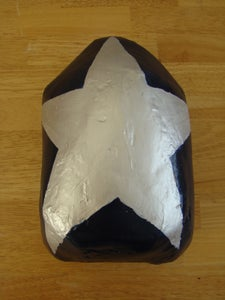 The Comedian: Right Shoulder Pad