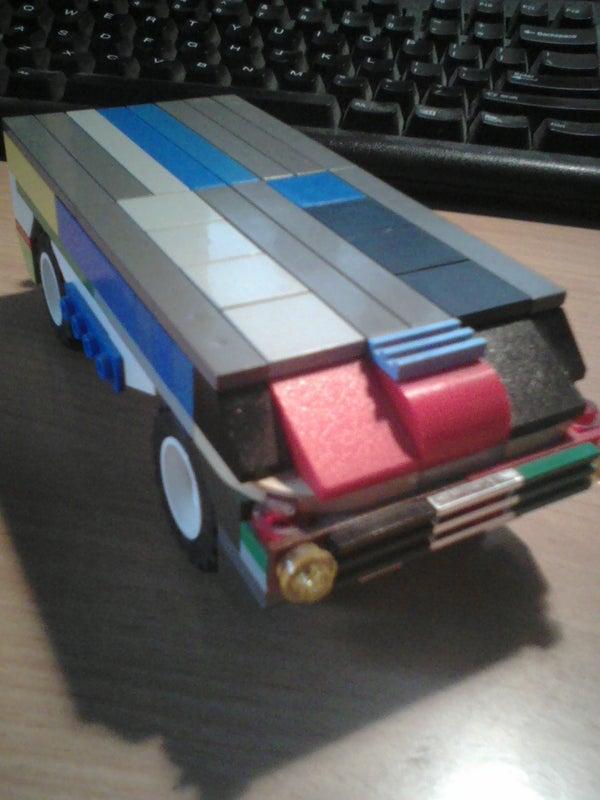 Lego Automobile or Car
