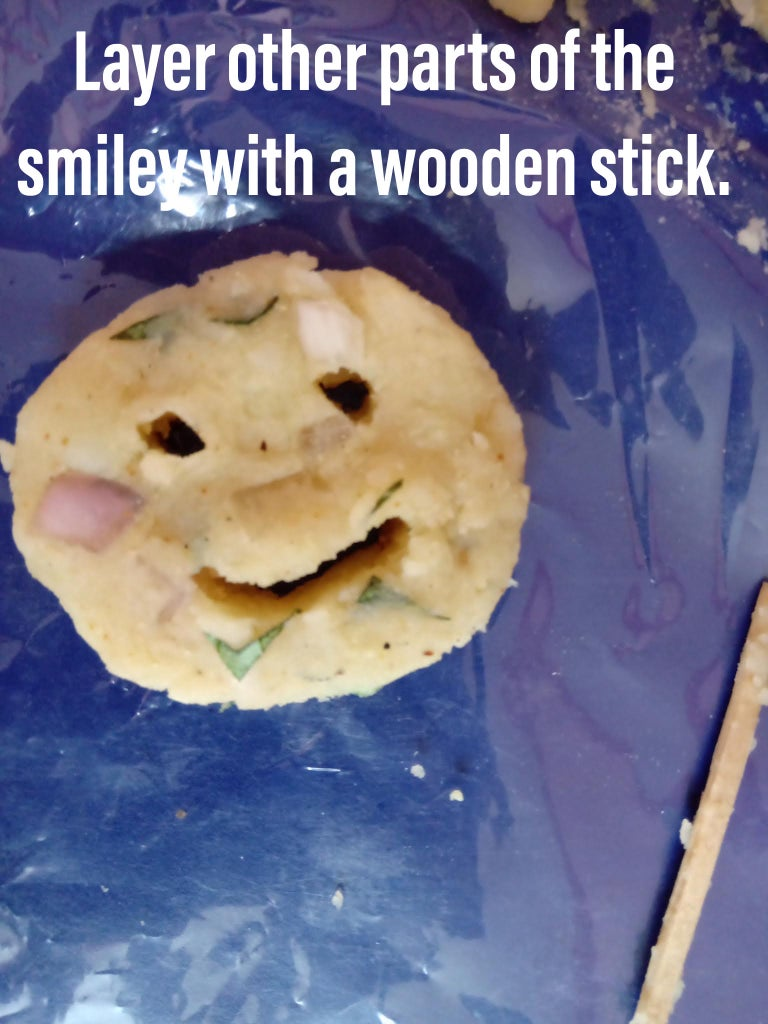 Smileys, the Making