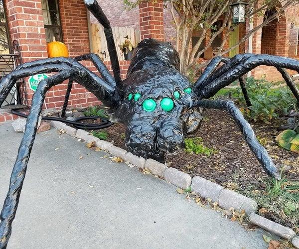Halloween 2018: Realistic Giant Spider