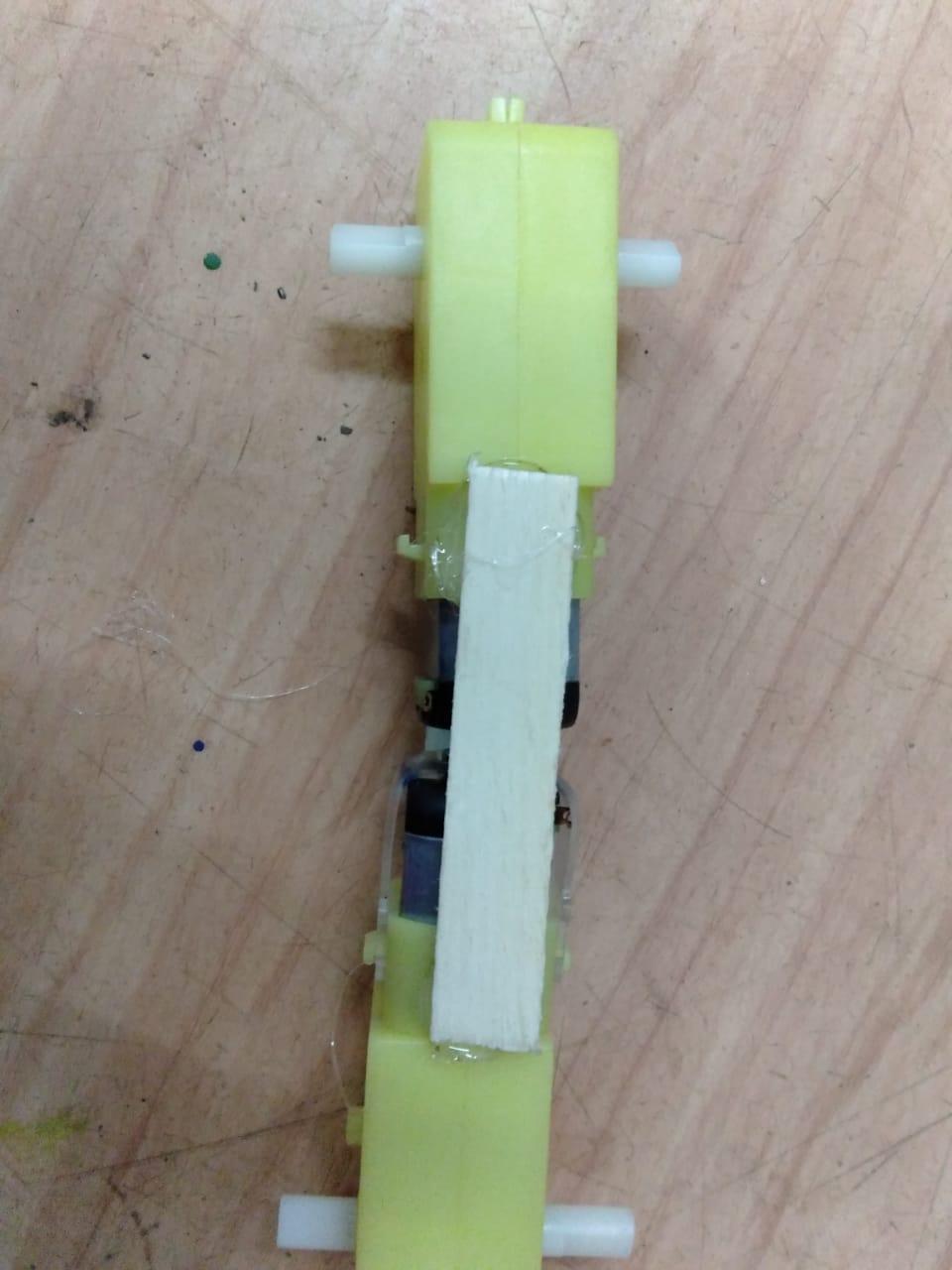 Fixing Gear Motor