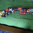 Apocalypse - a Pump Action Knex Shotgun