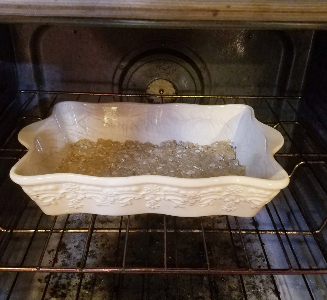 Bake the Bottom Layer