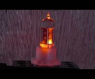 Resin Cast LED Vacuum Valve