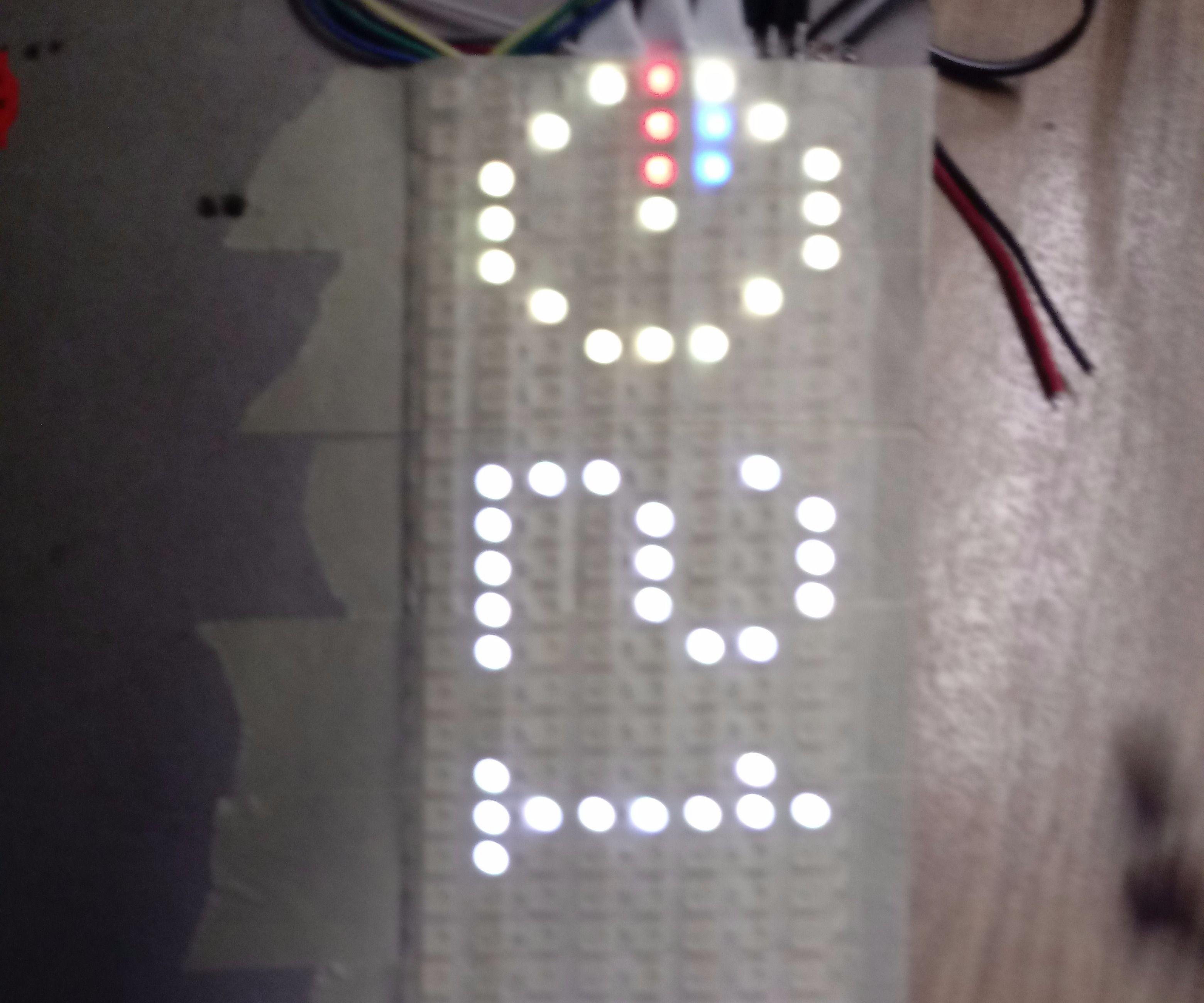 Matrix-Clock