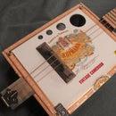 Cigar Box Three String Guitar