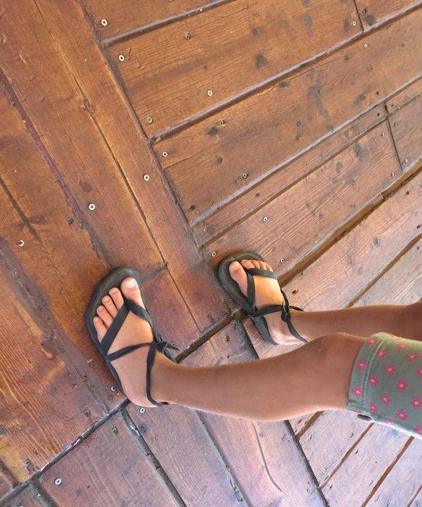 Quick Flip Flops: No Shoes, No Sweat