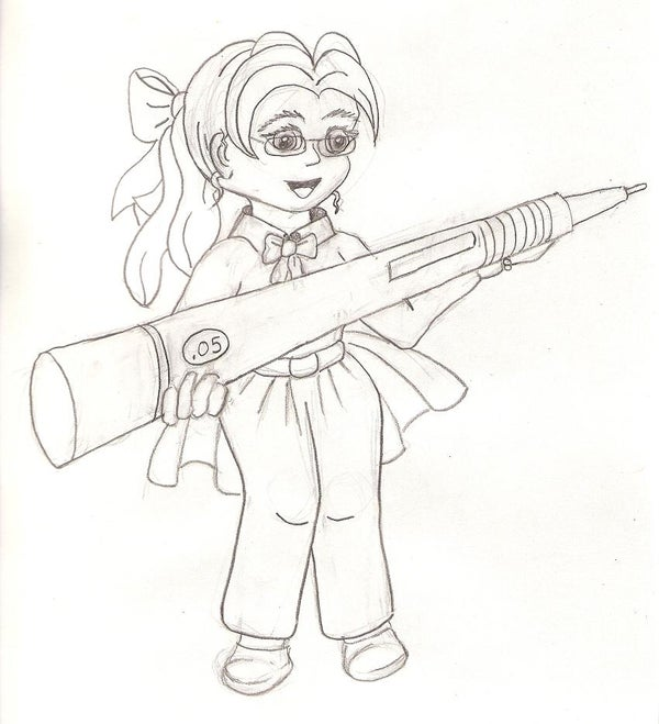 Draw Manga Characters