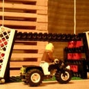 Stop-Motion LEGO and KAPLA